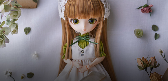 ORIGINAL(Harmonia bloom原創人偶)