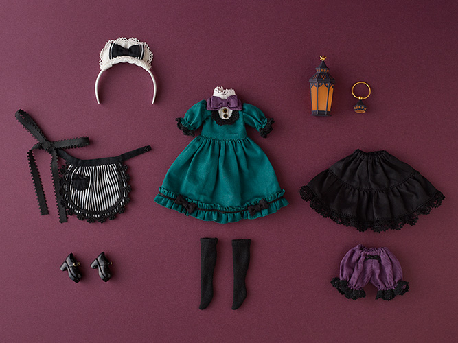 Harmonia bloom Seasonal Outfit set Dorothy
